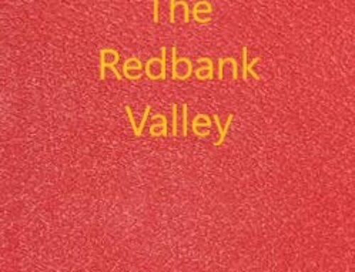 Printable order form for Voices from the Redbank Valley