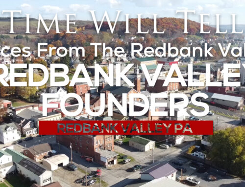 Time Will Tell: Voices from the Redbank Valley Founders